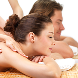Relaxing and therapeutic massages